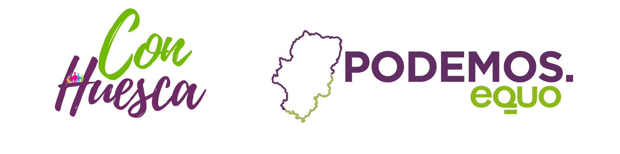 Con Huesca Podemos Equo